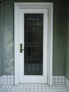 積水ハウスの難易度の高い玄関リフォーム(前)
