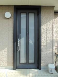 積水ハウスの玄関リフォーム事例