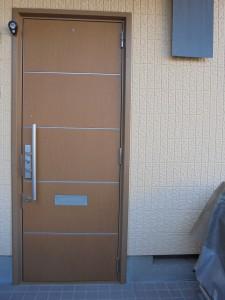 川崎市の玄関ドア交換