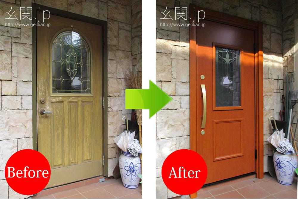難易度の高い玄関ドア交換