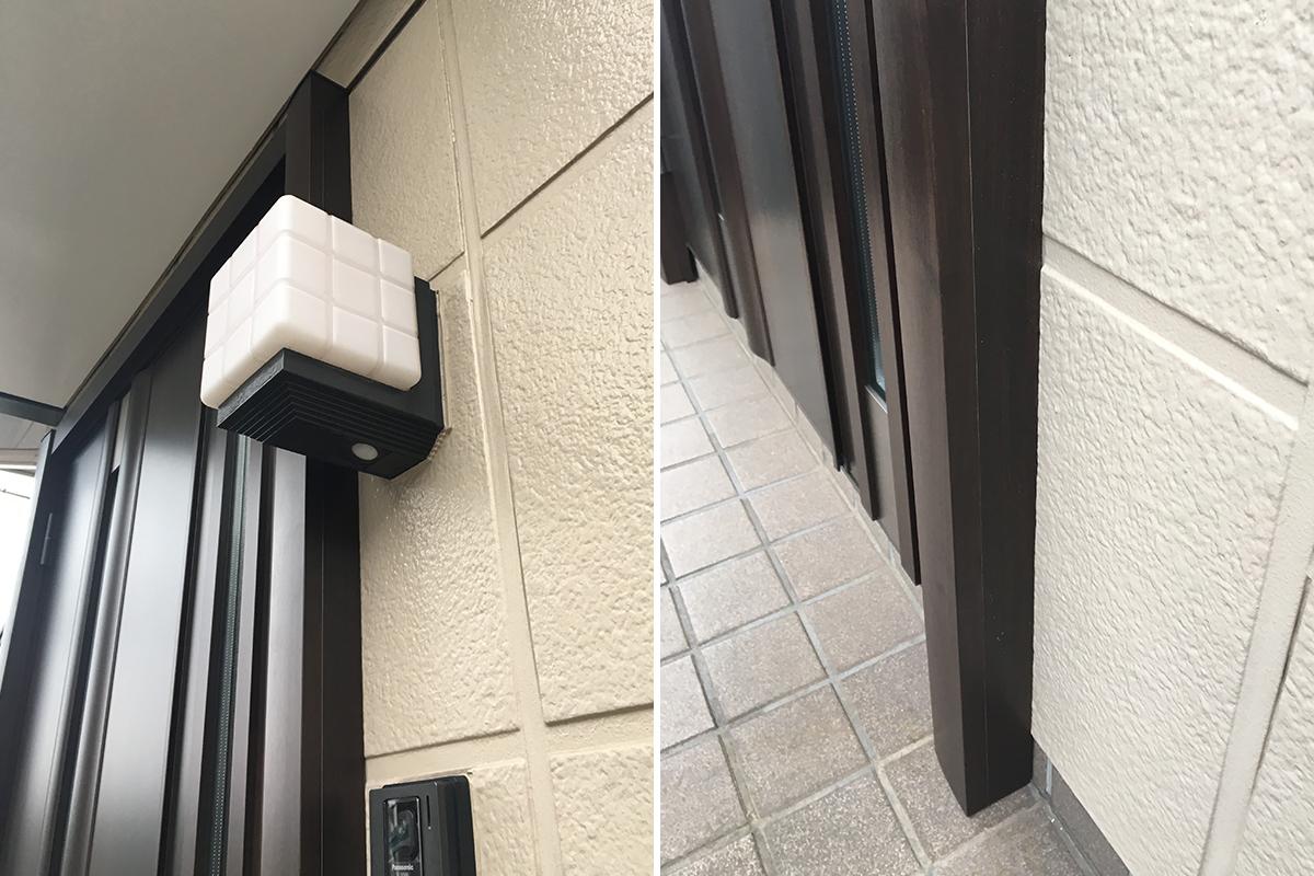 しっかり丁寧に!これが玄関.jpの確かな技術力。嬉しい評価を頂戴しています。