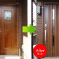 東京都O様邸リシェント3【G12】クリエモカ片開き