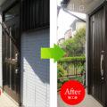 神奈川県Y様邸リシェント3【P77】片開きドアクリエダーク